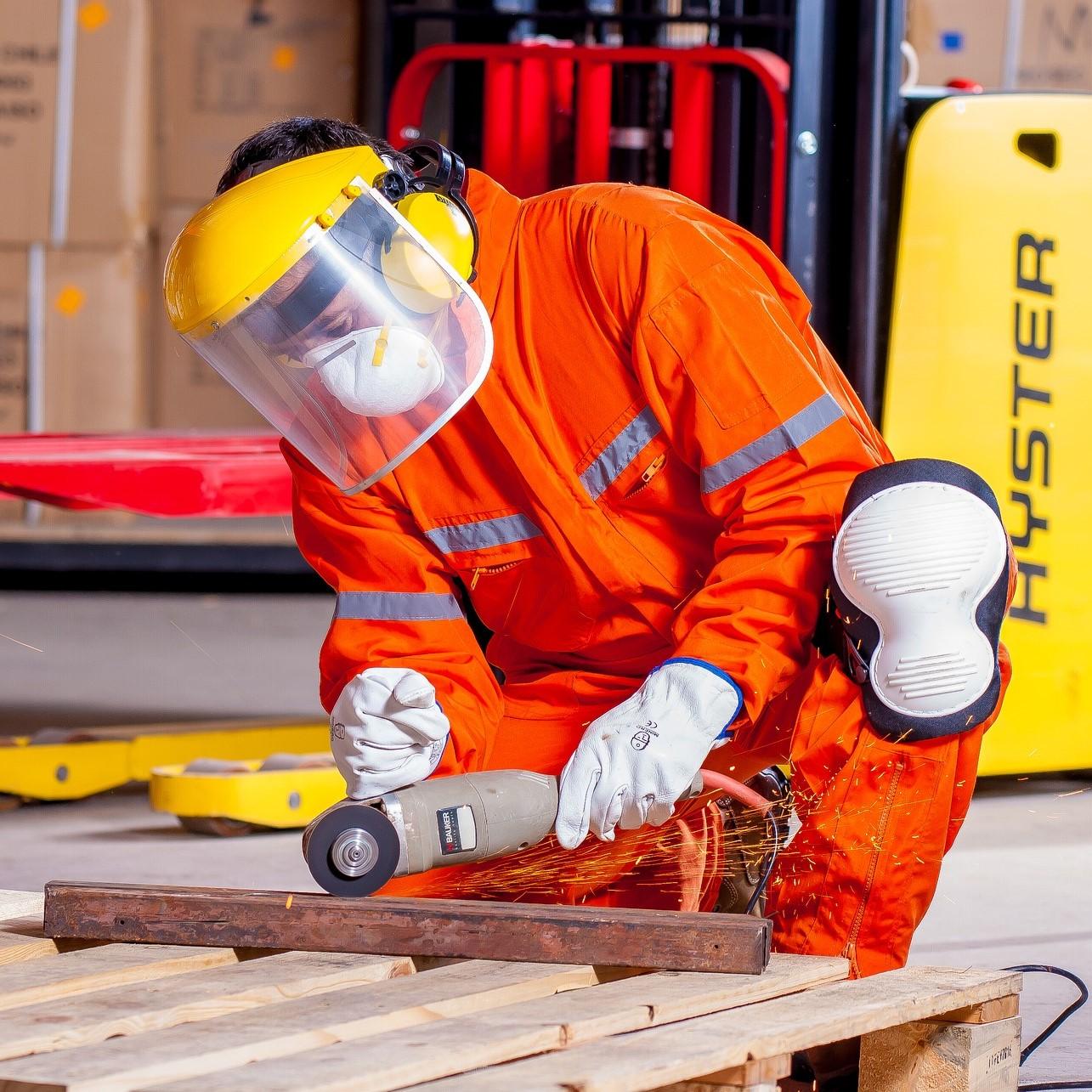 image sécurité et santé au travail