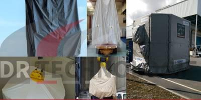 Équipez votre matériel avec nos housses de protection