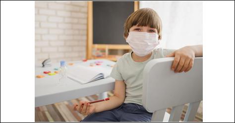 DR Technologie masques coronavirus distribués dans les collèges