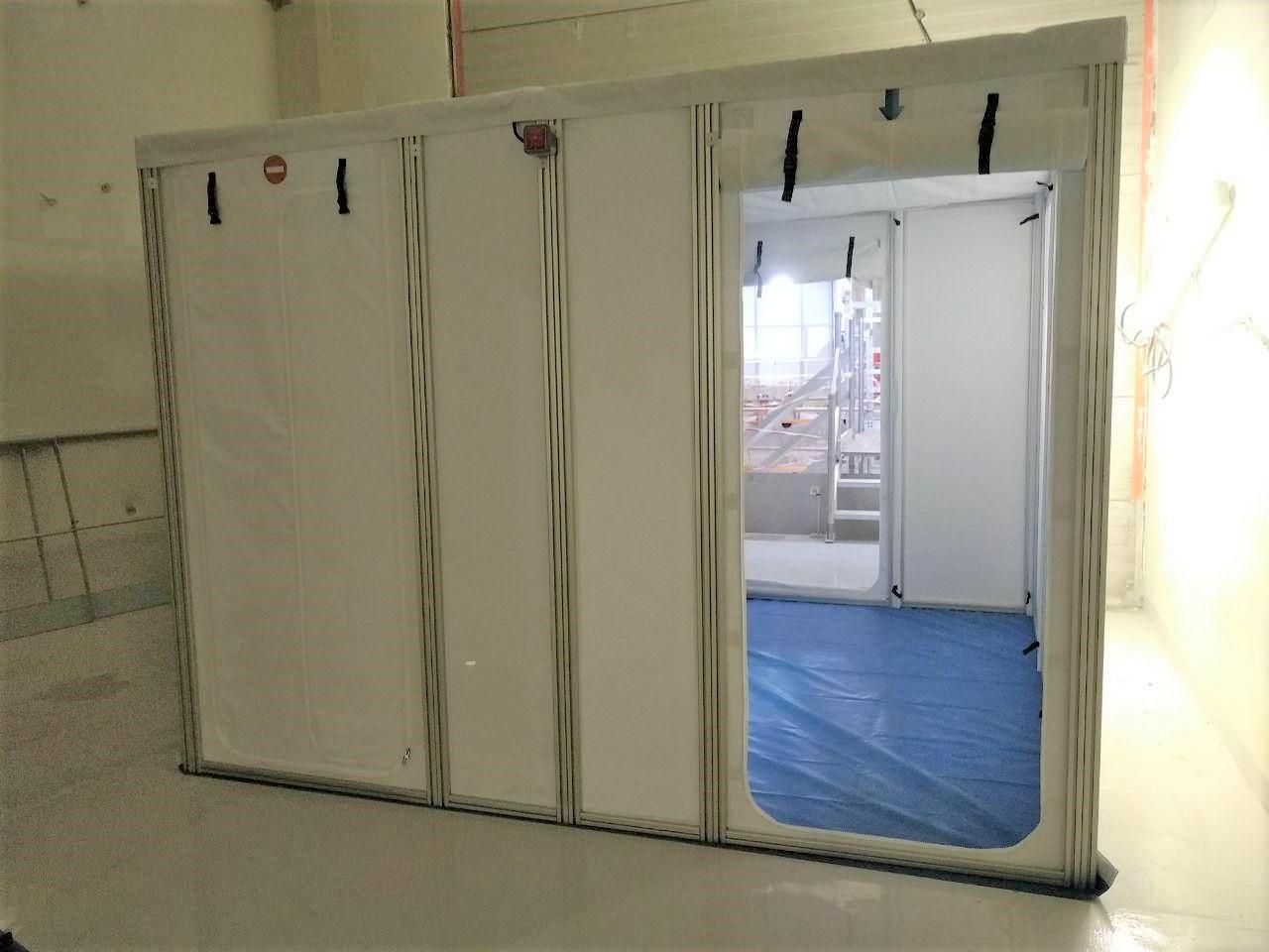ITER INSTALLATION - sas modulaire