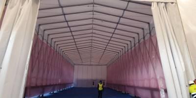Le tunnel déployable : ou comment créer une zone de travail fonctionnelle et sécurisée