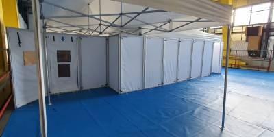 Aménagez vos chantiers à l'aide des panneaux modulaires