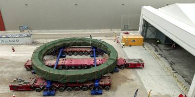 Une réussite signée ITER / KBH Innovation / Daher / Mammoet et DR Technologie