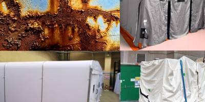VCI, notre solution pour allonger la durée de vie de votre équipement en métal inoxydable