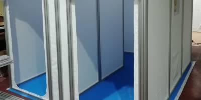 SAS modulaires ou panneaux mobiles : modulez facilement vos zones de travail
